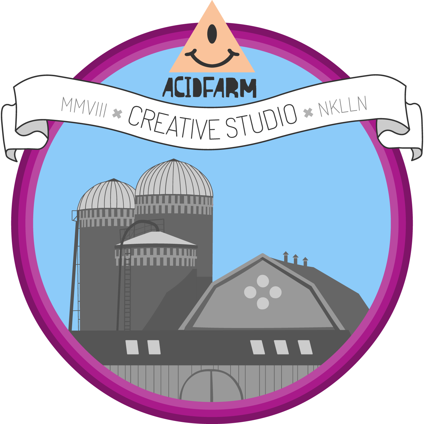 ACIDFARM's Seal
